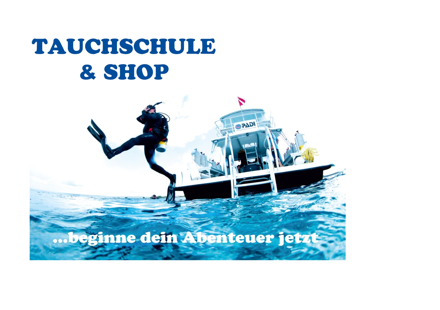 Tauchschule & Shop Eat Sleep and Dive