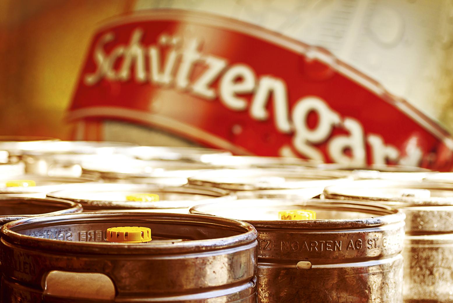 Schützengarten Getränke-Markt