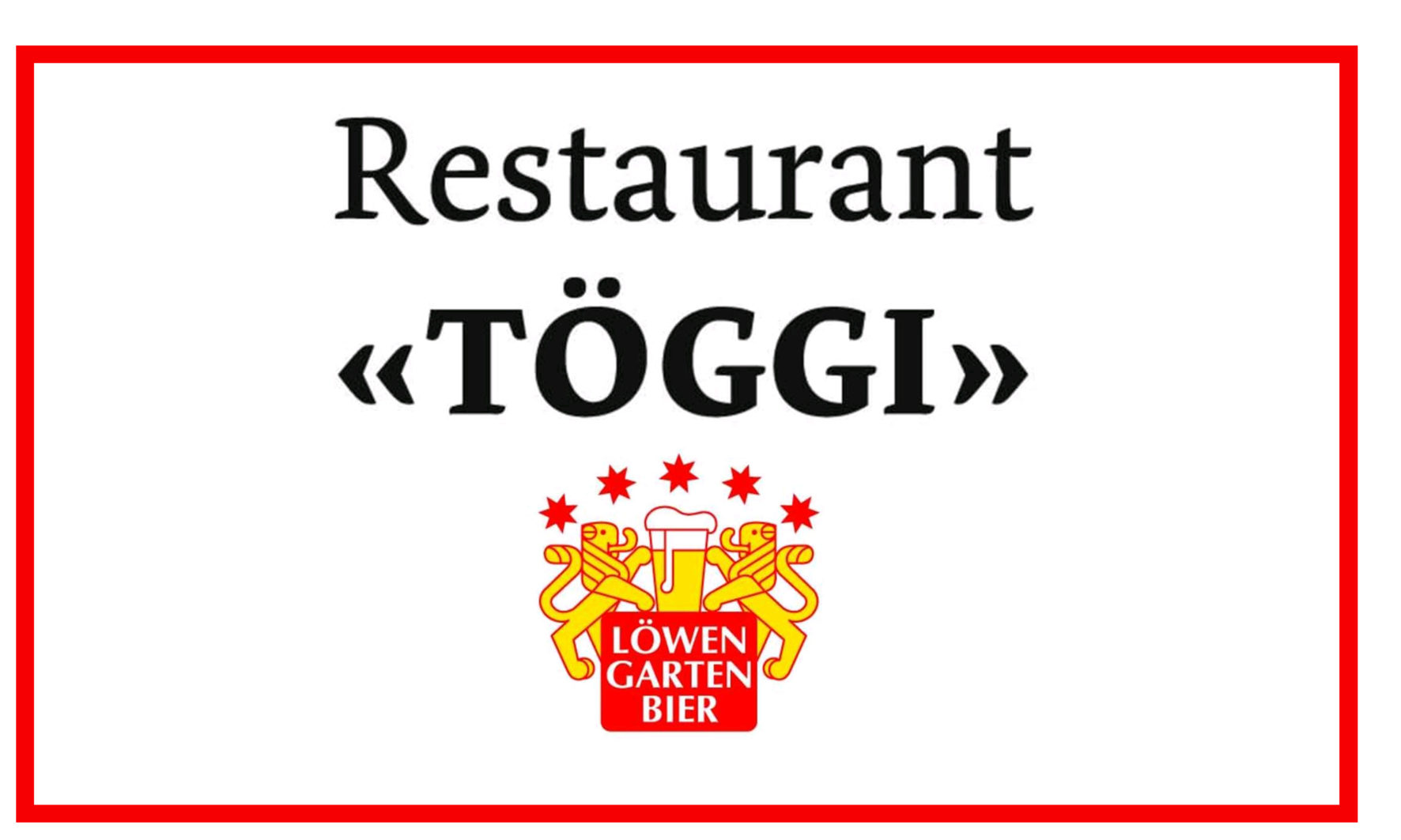 Restaurant Toggenburg